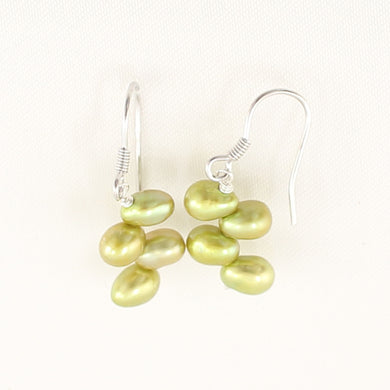 9130935-Sterling-Silver-Handcrafted-Green-Cultured-Pearl-Hook-Earrings