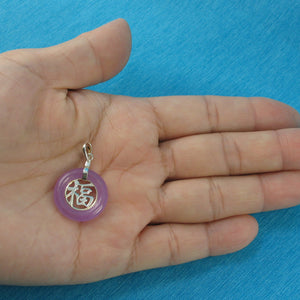 9210232-Sterling-Silver-Good-Fortunes-Lavender-Jade-Oriental-Style-Pendant
