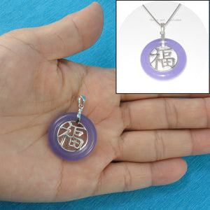 9210242-Sterling-Silver-Good-Fortunes-Lavender-Jade-Oriental-Style-Pendant-Necklace