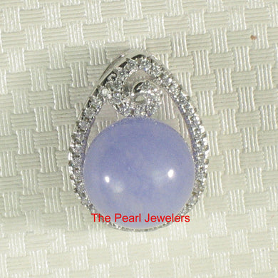 9219822-Beautiful-Lavender-Jade-Pendant-Sterling-Silver-60-Cubic-Zirconia