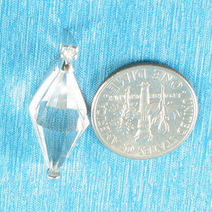 9239995-Good-Fortune-Genuine-Crystal-Handcrafted-Solid-Sterling-Silver-Pendant