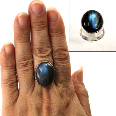 9310792-Beautiful-Cabochon-Labradorite-Ring-Solid-Sterling-Silver