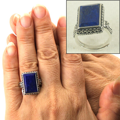 9320050-Solid-Sterling-Silver-Genuine-Lapis-Lazuli-Antique-Style-Solitaire-Ring