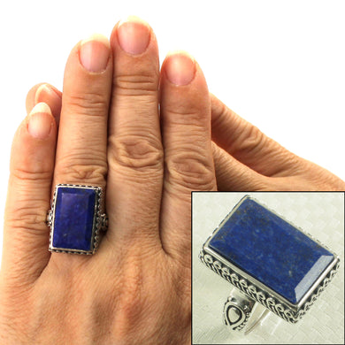 9320052-Solid-Sterling-Silver-Natural-Blue-Lapis-Lazuli-Solitaire-Ring