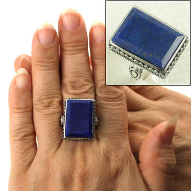 9320054-Solid-Sterling-Silver-Genuine-Blue-Lapis-Lazuli-Solitaire-Ring