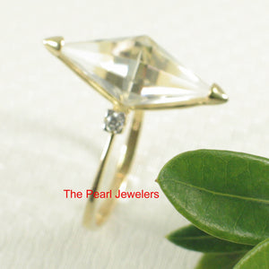 9339995-Solid-Sterling-Silver-925-Gold-Plated-Cute-Genuine-Crystals-Prism-Ring