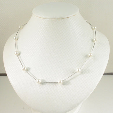 9601090-Hand-Crafted-Solid-Sterling-Silver-Real-White-Pearl-Necklace