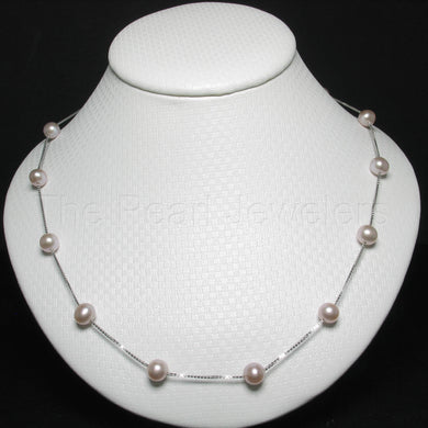 9601092-Hand-Crafted-Genuine-Pink-Pearl-Tin-Cup-Necklace