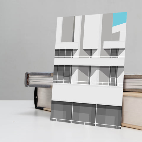 Shapes of Brutalism - Pack of 5 Cards