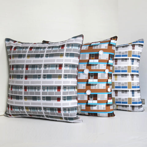 Lambeth Cushion Cover