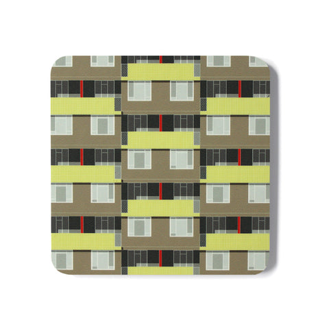 Spa Green Estate Coaster Sets
