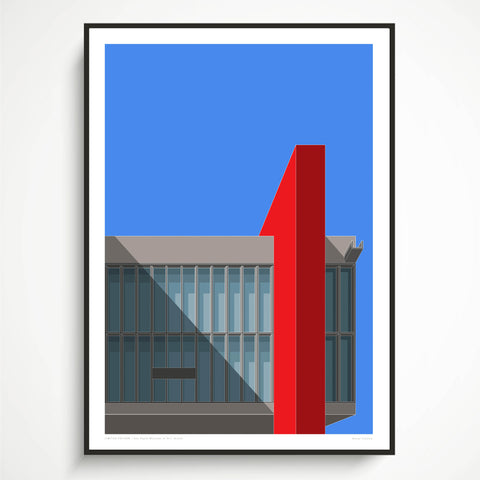 LIMITED EDITION - Museum of Art, São Paulo Art Print (20 Only)