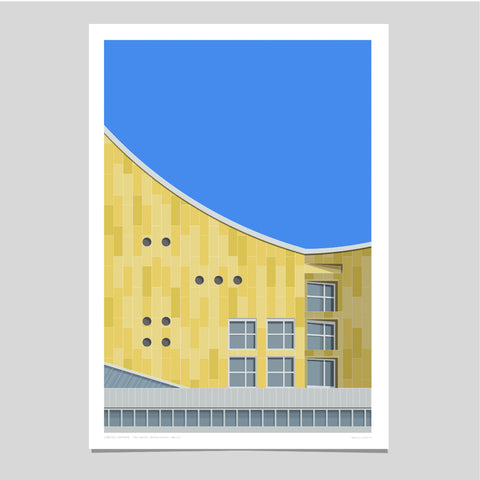 LIMITED EDITION - Berlin Philharmonic Art Print (20 Only)