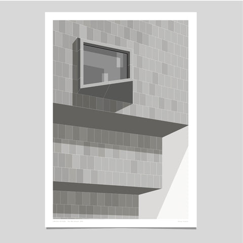 LIMITED EDITION - The Met Breuer, NYC Art Print (20 Only)