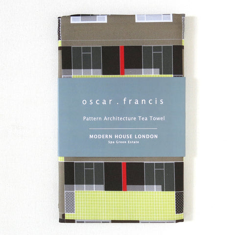 Modern House London - Spa Green & Sivill House Tea Towel Set