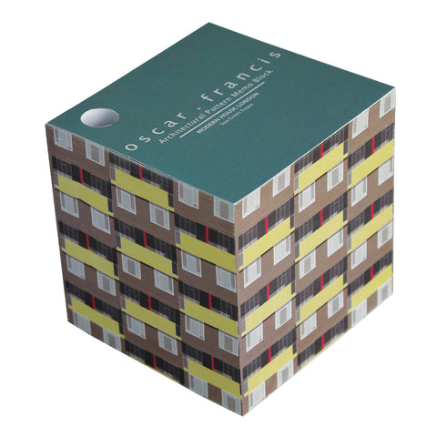 Spa Green Estate Memo Block