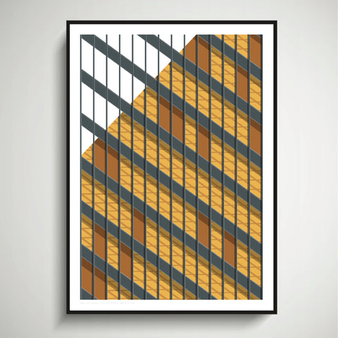 375 Park Avenue, NYC Art Print