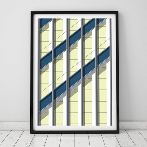 510 Fifth Avenue, NYC Art Print
