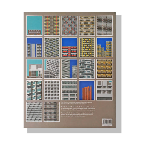 Modernist London Poster Book