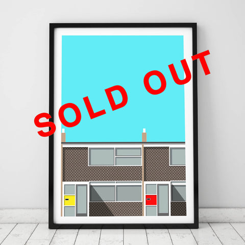 A2 Limited Edition_Span 03 Art Print   -   ALL EDITIONS HAVE SOLD