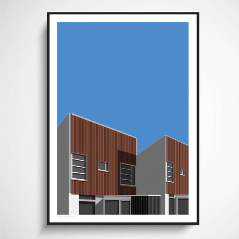 A2 Limited Edition_Span 05 Art Print   -   (10 only - 7 remaining)