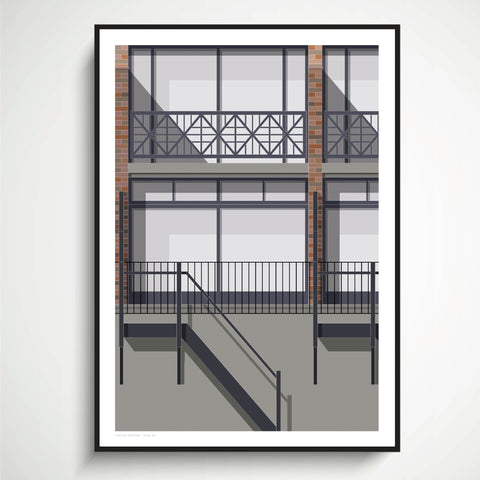 A2 Limited Edition_Span 06 Art Print   -   (10 only)