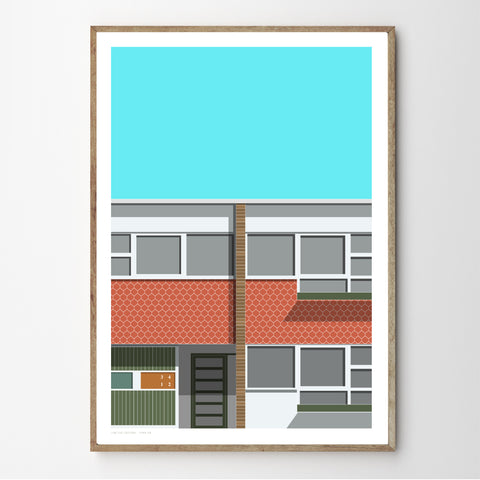 A2 Limited Edition_Span 08 Art Print   - (20 0nly)