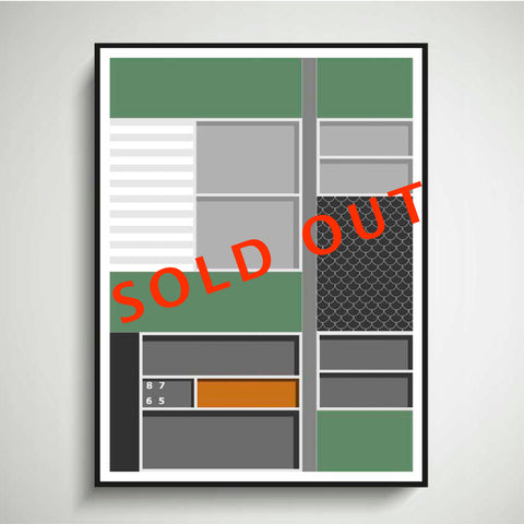 A2 Limited Edition - Span 01 Art Print   -   SOLD OUT