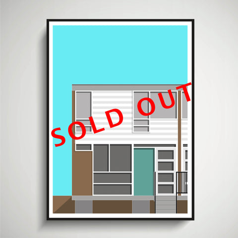 A2 Limited Edition - Span 02 Art Print   -   SOLD OUT