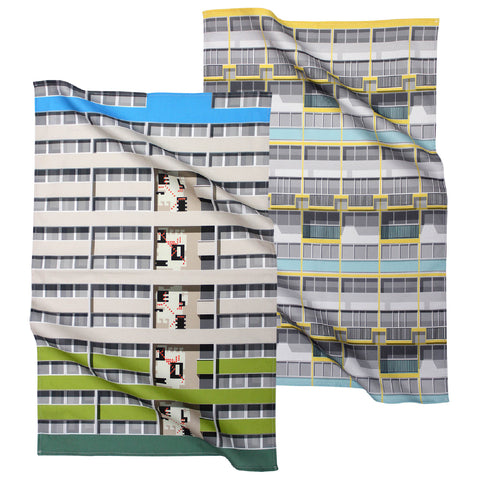 Beautiful Estate - Leytonstone & Walthamstow Tea Towel Set