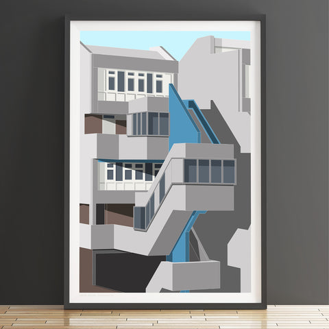 A2 Limited Edition - Thamesmead 02 - (50 only)