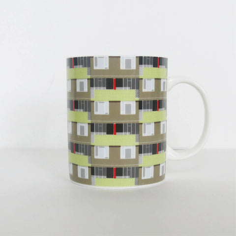 Spa Green Estate Mug (LOW STOCK)