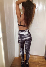 "Load image into Gallery viewer, ""Dark Paradise"" Leggings"