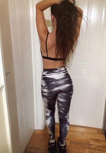 """Dark Paradise"" Leggings"