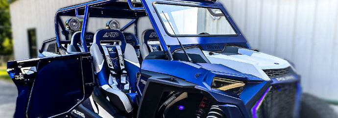 Thumper Fab custom RZR build for COWBOYS QB, DAK PRESCOTT