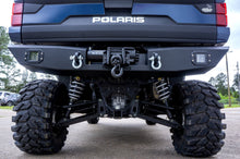 Load image into Gallery viewer, 2018+ Polaris Ranger Winch Ready Rear Bumper