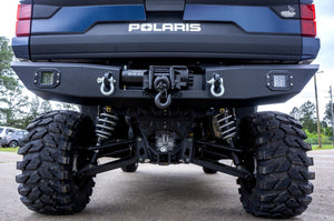 2018+ Polaris Ranger Winch Ready Rear Bumper