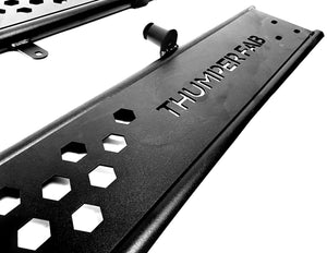 2018+ Polaris Ranger Big Nerf Rails (Crew) - Thumper Fab