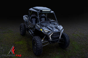 Polaris RZR Audio Roof (2-seat) - Thumper Fab