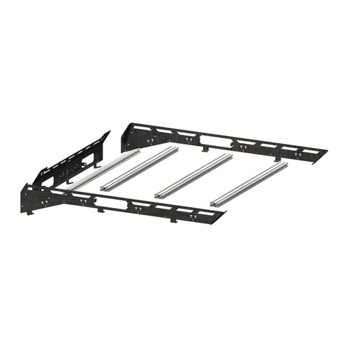 Thumper Fab -  T-Slot Rail Kit for the Polaris General L3/L4  Audio Roof, T-Rails, Roof Rack Rails