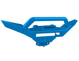 Can-Am Defender Front Winch Bumper - Thumper Fab variant