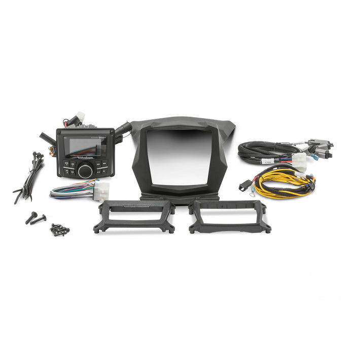 Can-Am Maverick X3 Rockford Fosgate Audio Kit (Stage 1) - Thumper Fab