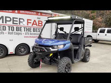 Load and play video in Gallery viewer, Can-Am Defender Front Winch Bumper