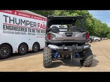 Load and play video in Gallery viewer, 2016+ Polaris General Winch Ready Rear Bumper