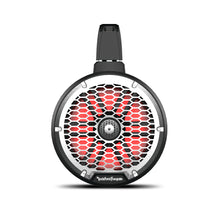 "Load image into Gallery viewer, M2 8"" Color Optix™ 2-Way Wake Tower Speakers - Black - Thumper Fab"