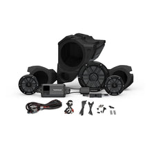 Load image into Gallery viewer, 2014+ Polaris RZR Ride Command Rockford Fosgate Audio Kit Color Optix Gen 3 (Stage 3) - Thumper Fab