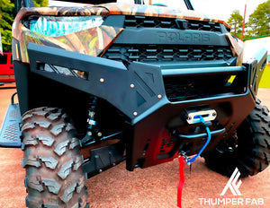2018+ Polaris Ranger Factory Front Bumper Light Kit