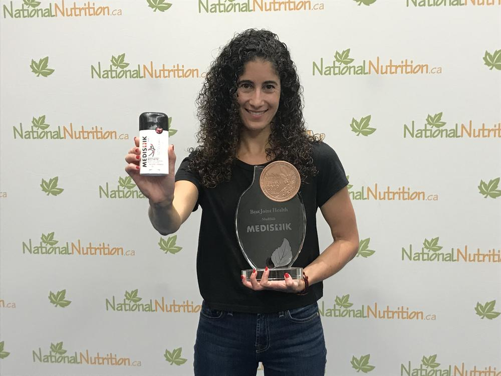 NATIONAL NUTRITION AWARD FOR BEST JOINT HEALTH CATEGORY