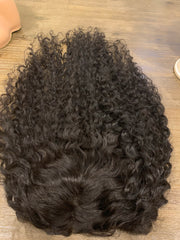28 inches full density loose curls