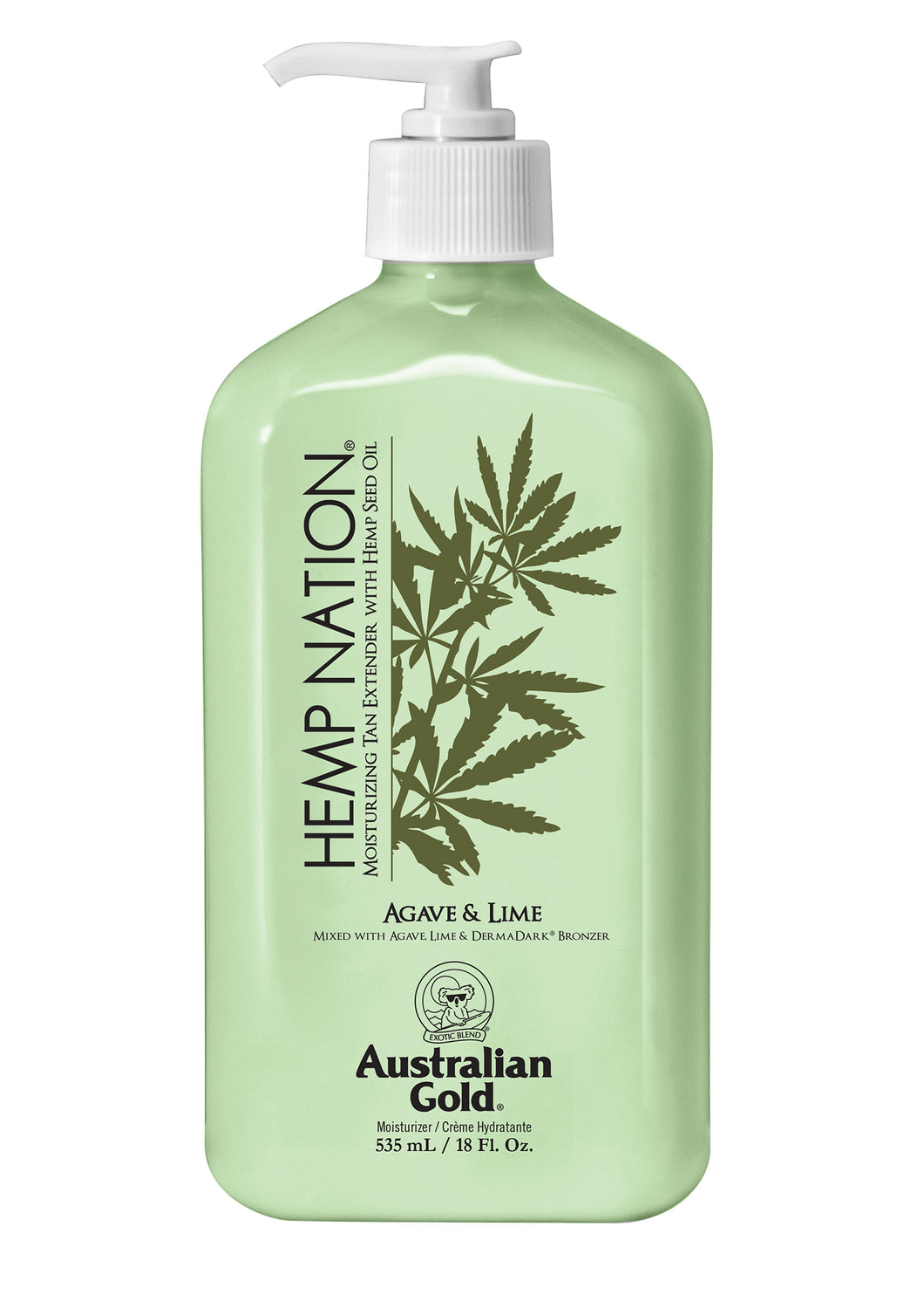Hemp Nation Agave & Lime Tan Extender